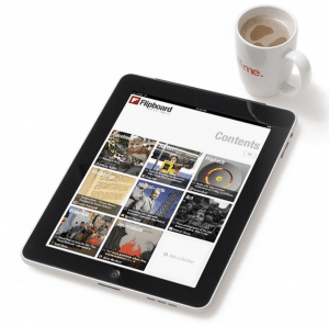 Why Would You Lust After an iPad Social media Magazine