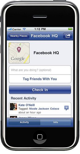 How The Facebook Places Feature Can Improve Your Marketing
