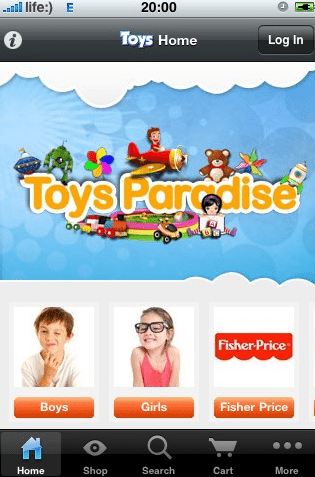 5 Ways To Market An iPhone App Toys Paradise