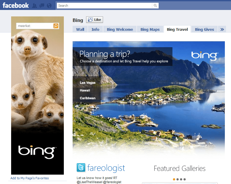 10 Best Facebook Campaigns Bing