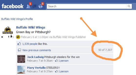 Facebook Trivia Questions Buffalo Wild Wings