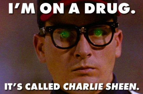 Charlie Sheen Guinness World Record fastest to reach 1 million Twitter followers