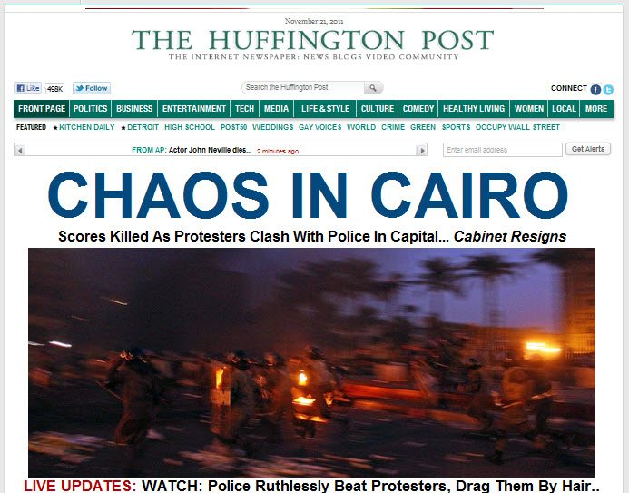Global Magazine Super Blogs Huffington Post