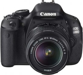 How to Video Blog Camera Canon 600D