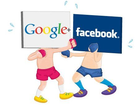 Will Google Plus Replace Facebook as the King of Social Networks Plus Infographic