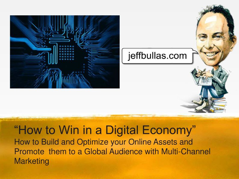 How to Win in a Digital Economy Slideshare Presentation