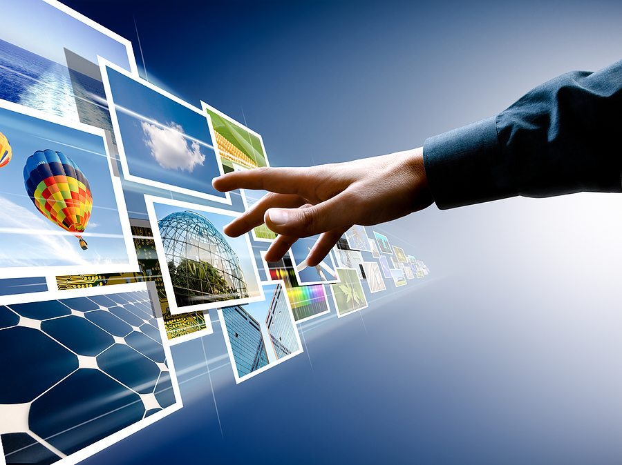 How to Tap into the Marketing Power of the Visual Web Infographic
