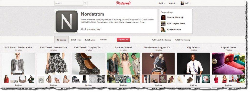 Nordstrom on Pinterest