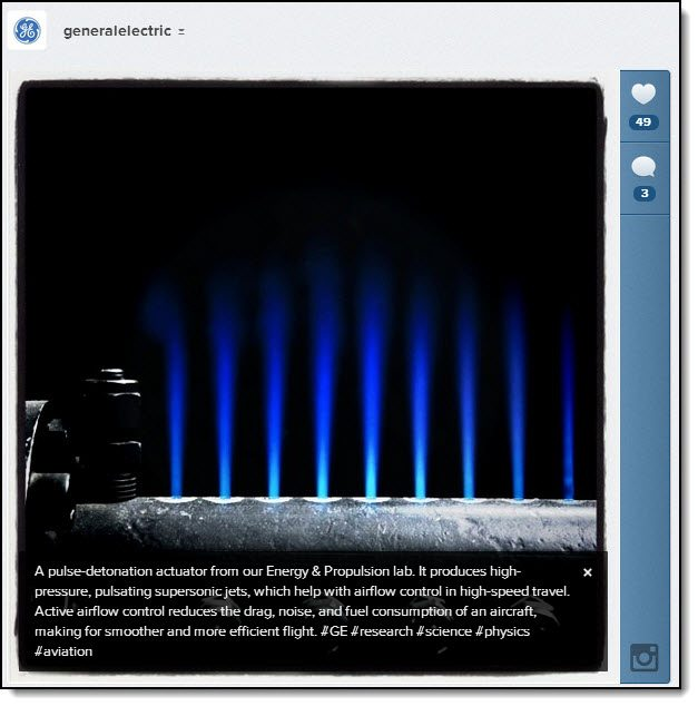 How to Market your business with Instagram General Electric on Instagram