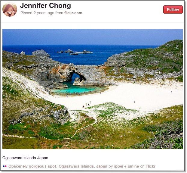 Travel Pinterest Board