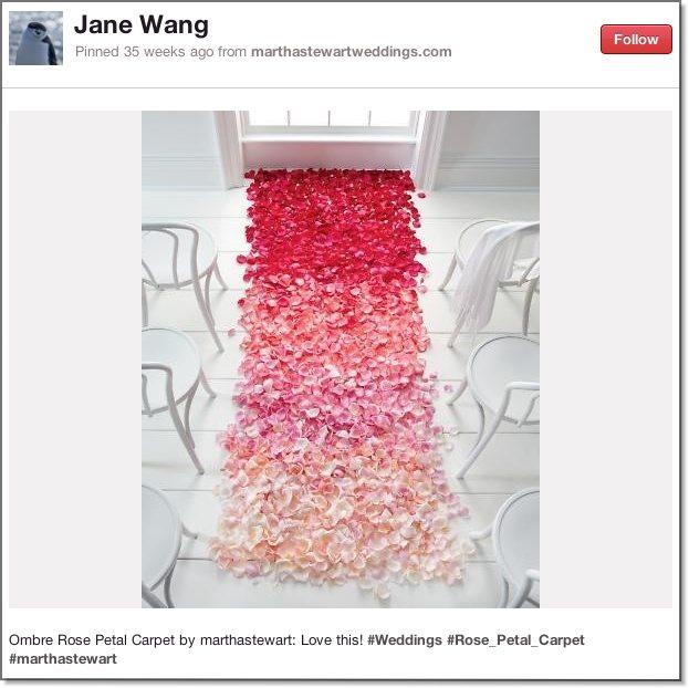 Weddings Pinterest Board