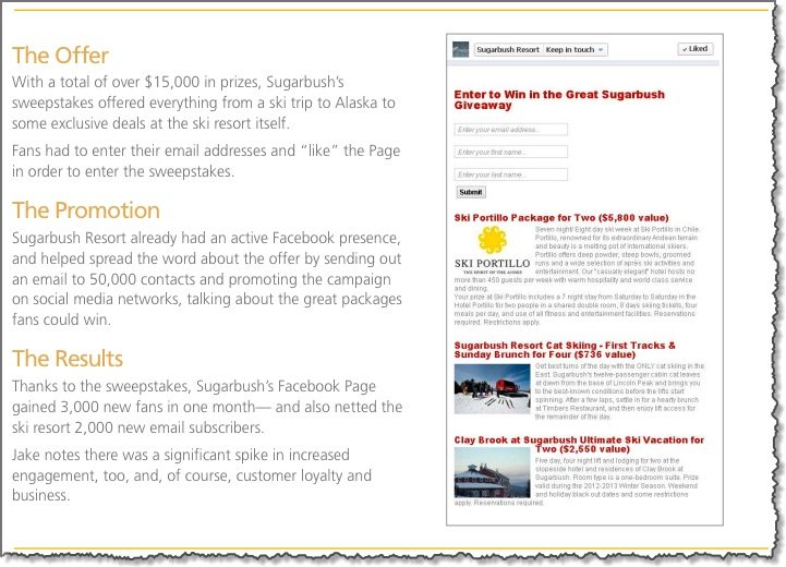 7 Facebook Marketing Case Studies