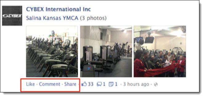 Facebook Community Engagement