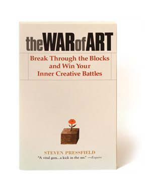 The war of art