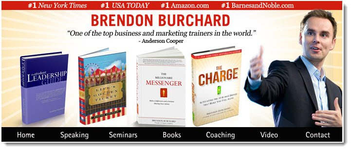 Brendon Burchard Affiliate Case Study