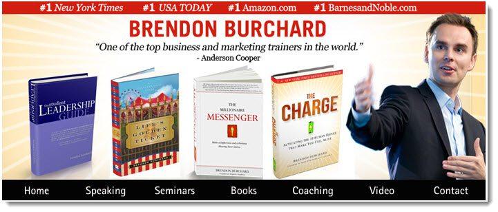 Brendon Burchard Affiliate Case Study