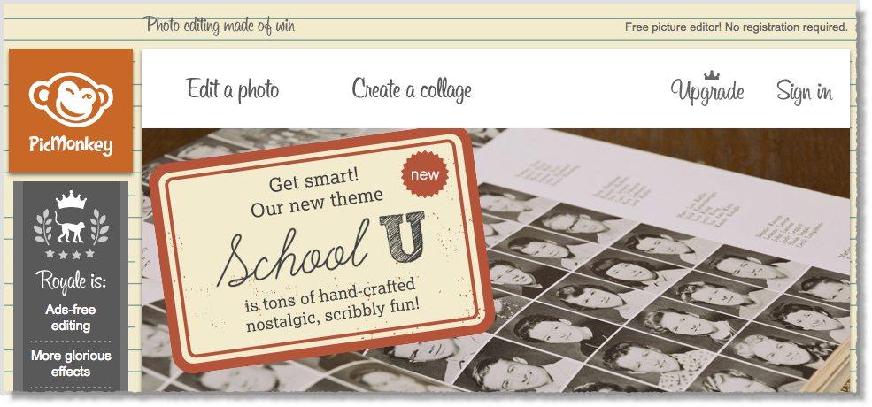 Pinterest tool Pic Monkey