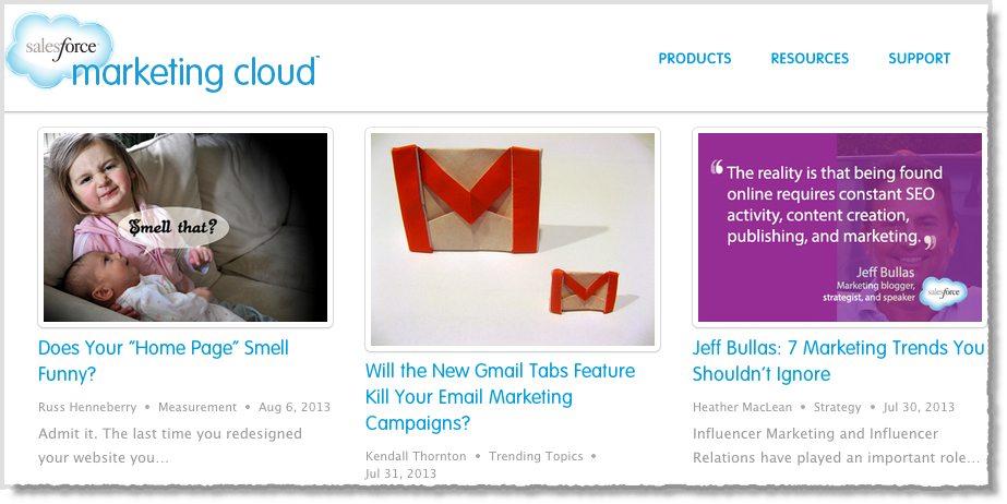 Salesforce Google+