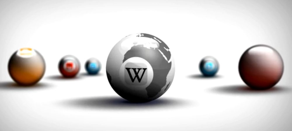 wikipedia for business