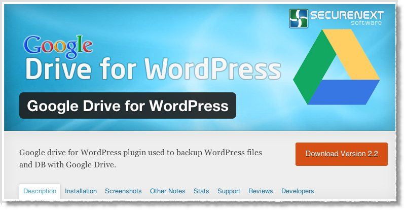 Top 10 WordPress plugins Google Drive