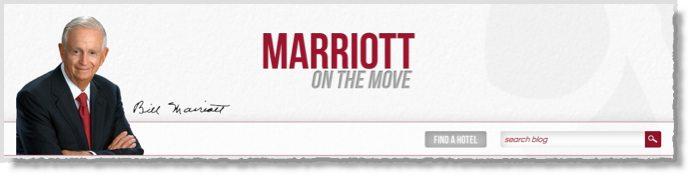 Marriot Corporate Blog