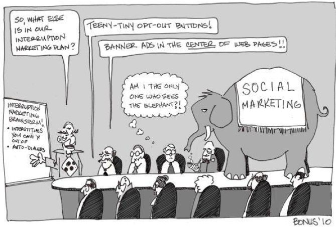top mistakes business make with their social media marketing strategy