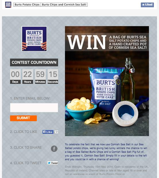10 facebook contests that captured 10 000 emails for Facebook photo contest rules template