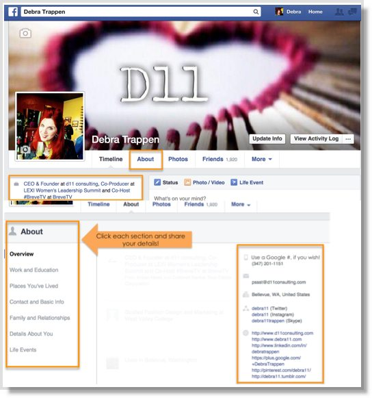 how to make you dp on facebook private