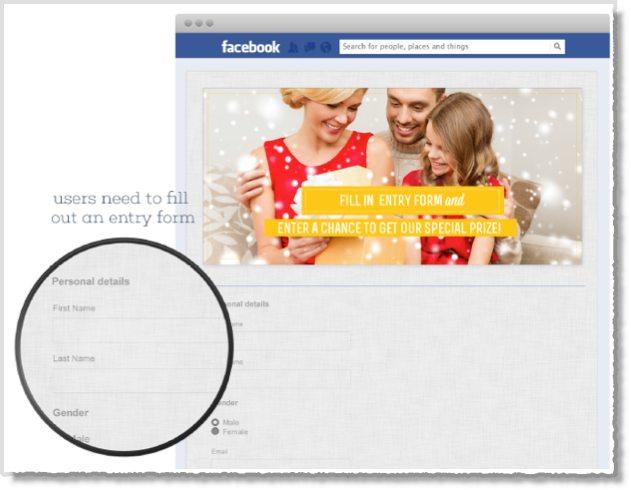 5 Facebook contest ideas