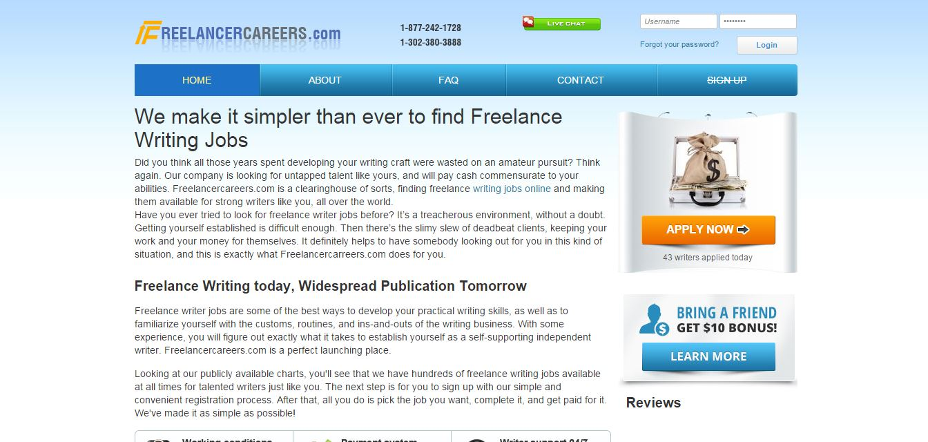 amazing writing websites that will pay you to write lance careers