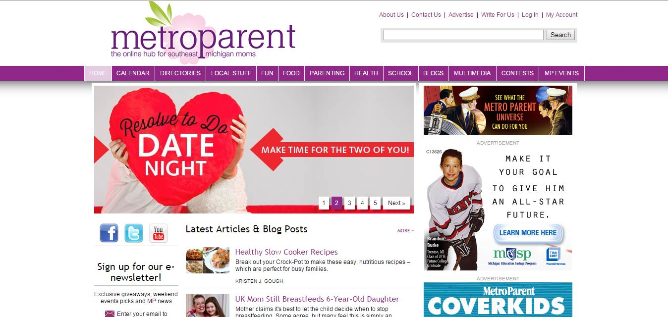 25 amazing writing websites that will pay you to write do you think you can write for one of the most successful parenting magazines on the web metro parent is always looking for experienced lance writers
