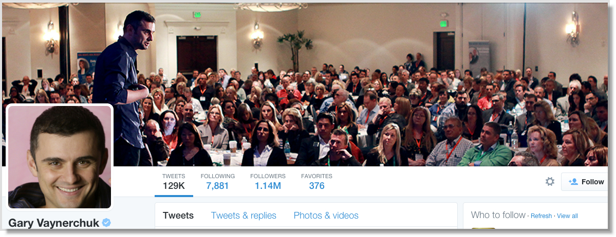 21 Twitter profile designs