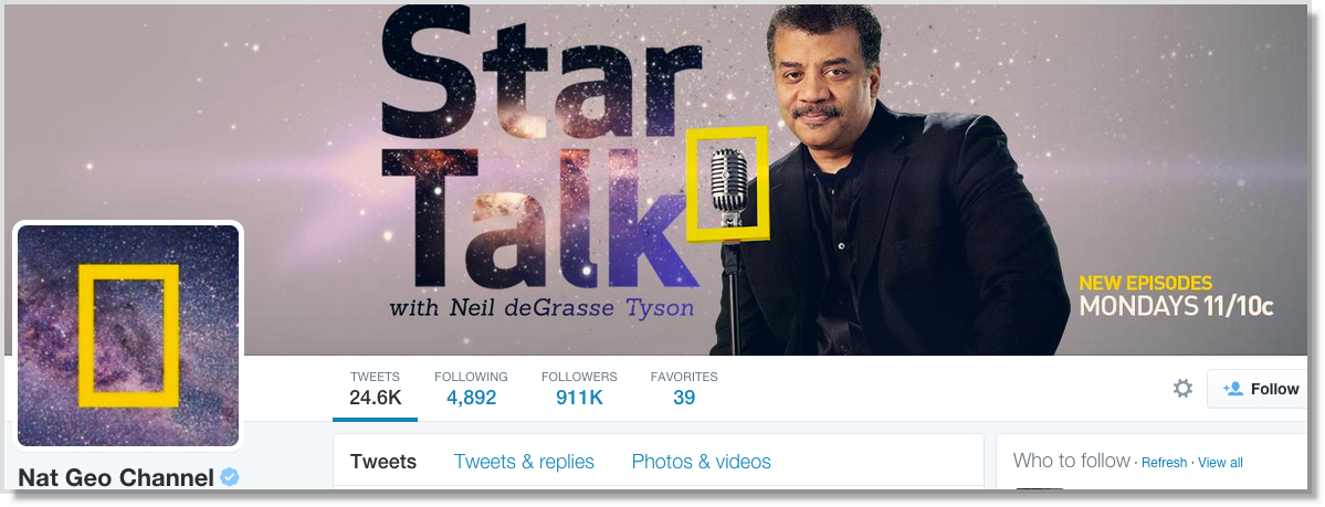 21 Twitter profile designs