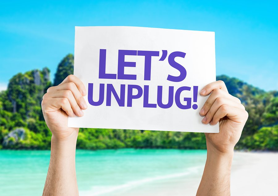 Let's Unplug! Attracting offline blog traffic