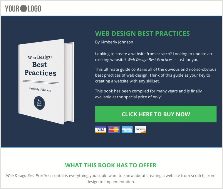 How to Design Kickass Long Form Sales Pages