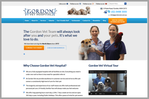 Gordon 2 - Won't buy from your website