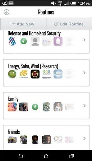 Sparksfly - social media mobile apps