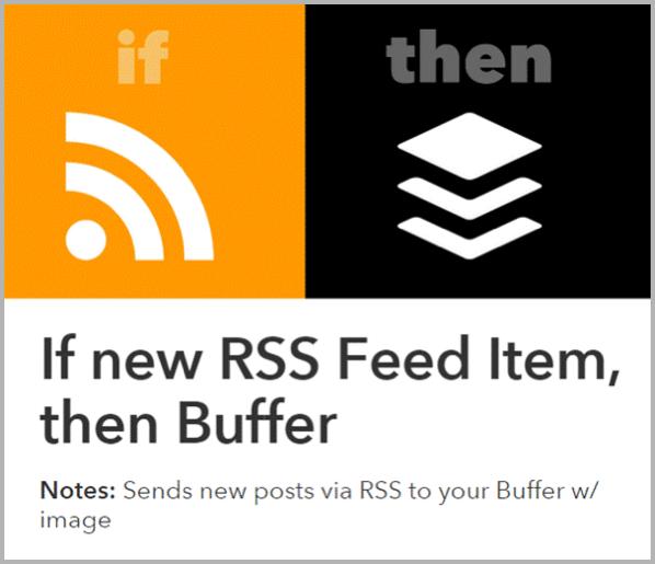 IFTT social media hacks