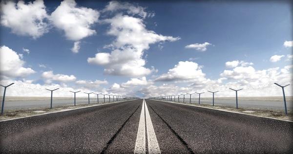 Landing strip header image (Landing page)