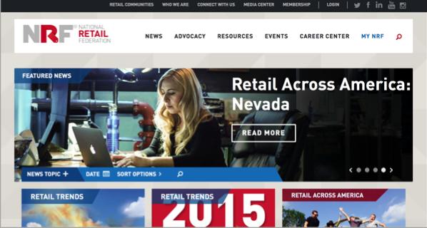 NRF - Top 50 Marketing Blogs