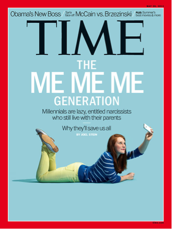 Time magazine - image for how to increase website traffic