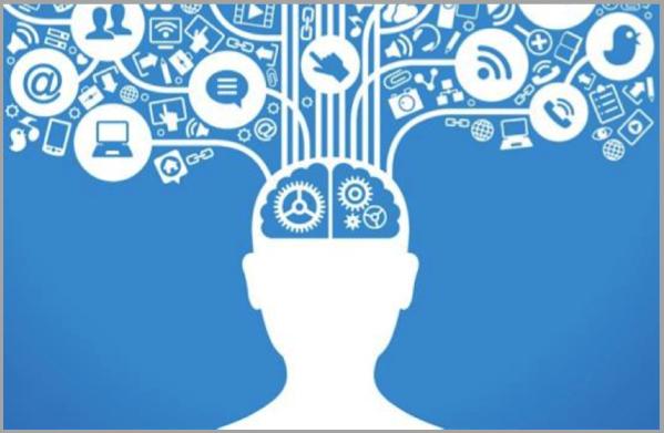 Brain example of loving digital ads