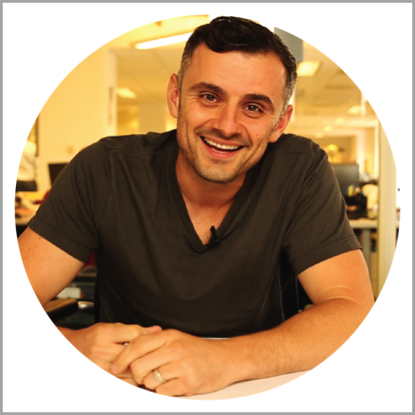 Gary Vaynerchuck for social media success