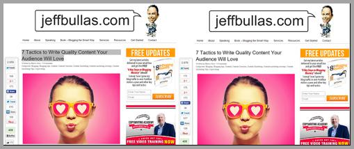 Jeff screenshot for social media strategies