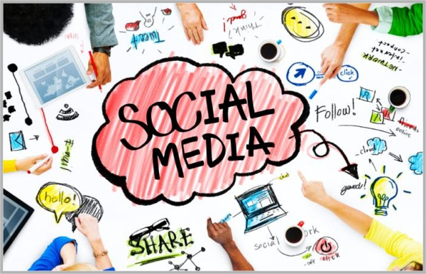 Social media to promote your blog - tips for blog post writing