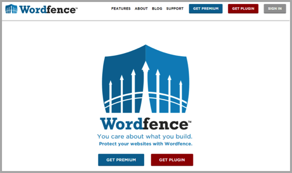 Wordfence to stop security mistakes for bloggers