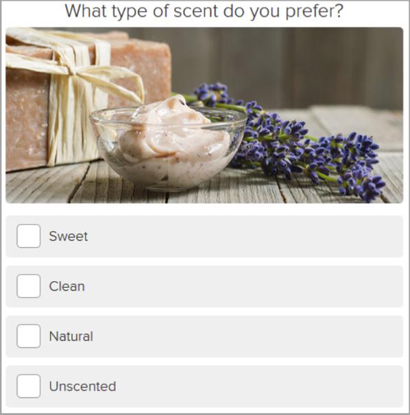 Birchbox example of social media quiz