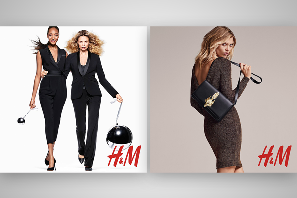 H and M love your brand on Facebook