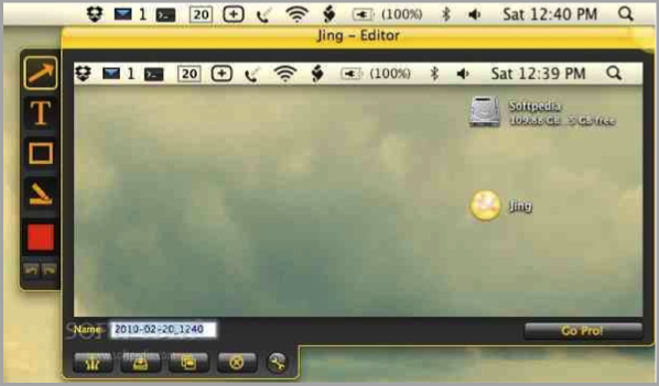 Jing - blogging tools for custom content