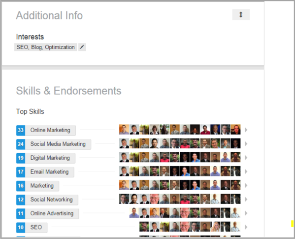LinkedIn example 2 to make your content go viral